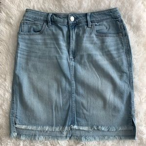 ABERCROMBIE AND FITCH JEAN SKIRT Size US 28 (6)